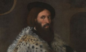 Titian portrait of Girolamo Fracastoro