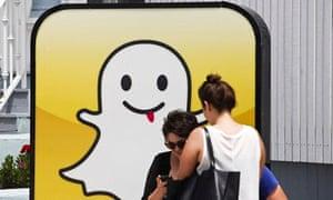 Snapchat's headquarters. Photograph: Bloomberg