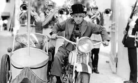 Duck Soup, with Harpo Marx
