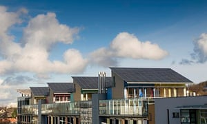 Roofs with solar systems