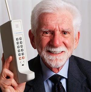 Kyocera | Technologies: Portrait of Dr. Martin Cooper