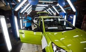Ford Motor Co.'s Chennai Factory