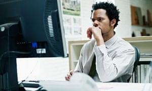 mental health work issues