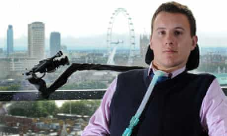 Matt King: Quadraplegic lawyer Matt King