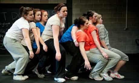 Theatre studies students