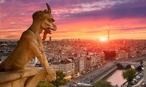 Expedia: Paris, View of Notre dame de paris