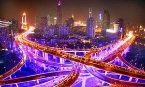 Shanghai gears up for green lighting
