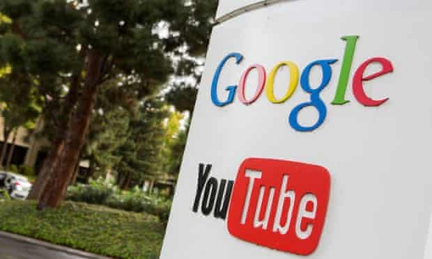 """Salesforce: The YouTube section of the Google headquarters complex, also known as the """"Googleplex"""""""