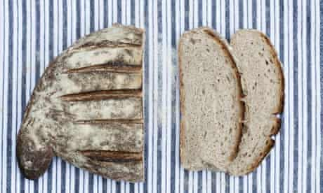 Live better: Sliced bread, close-up