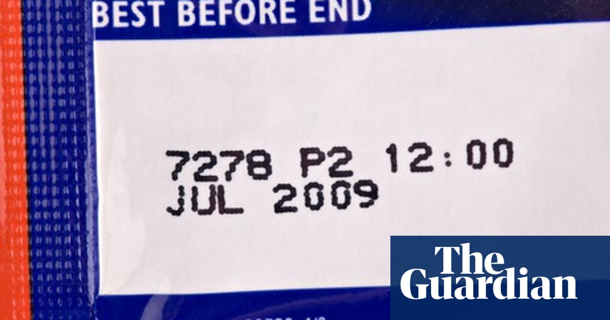 Guide to food date labels | Life and style | The Guardian