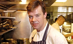 Jeremy Lee - chef from Quo Vadis