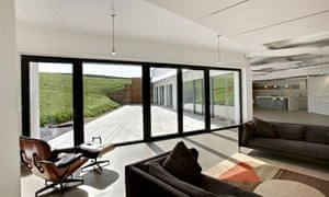 Underhill House - an eco home in Gloucestershire, UK