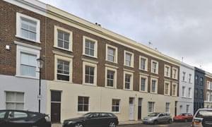 Princedale Road, Holland Park, west London - UK eco home