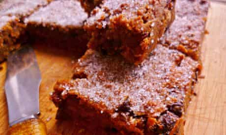 Traditional bread pudding