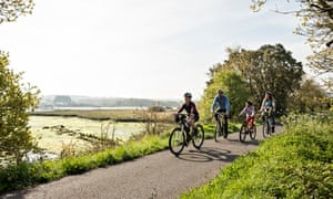 VE Cycling: isle of Wight family