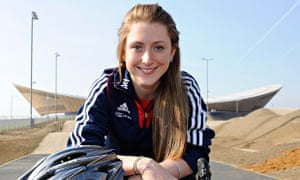 VE Cycling: Laura Trott at the Opening Of The Lee Valley Velopark