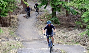 VE Cycling: Mountain Biking Hamsterley Forest County Durham