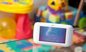 British Gas: smart meter in children's playroom