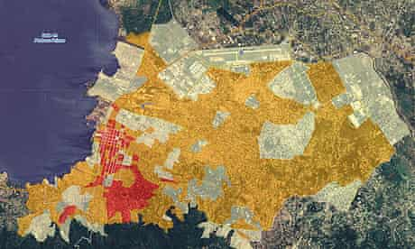 ADDITION-HAITI-QUAKE-SPACE-DAMAGE