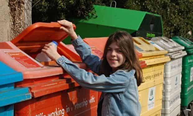 Rachelle Strauss zero waste week