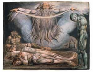 The House of Death by William Blake (1795/circa 1805)
