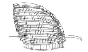 British architecture two: Irregular forms