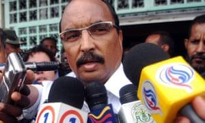 Mohamed Ould Abdel Aziz shot and wounded in Nouakchott