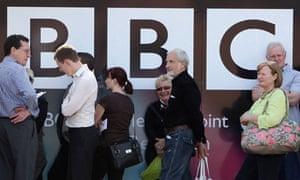 BBC Television Centre Put Up For Sale