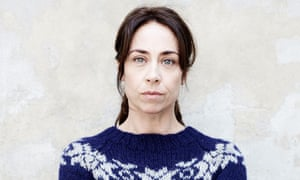 Sofie Grabol as Sarah Lund in The Killing 3
