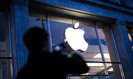 Apple Store in Hamburg