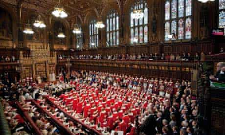 House of Lords reforms