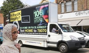 f4212f4fcb Home office  Go Home  campaign faces ad watchdog investigation ...