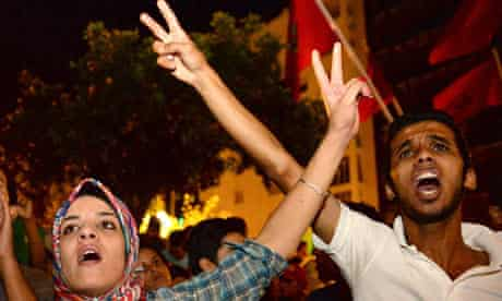 Moroccans protest against release of Spanish paedophile