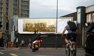 Billboards Into Great British Masterpieces