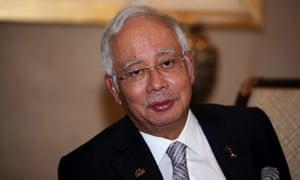 Malaysia's PM Najib Razak at 10th World Islamic Economic Forum in Dubai