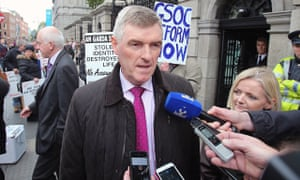 Irish Water managing director