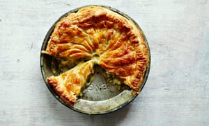 10 best leeks recipes: Leek, taleggio and thyme pie