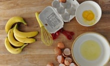Back to basics: the ingredients for pancakes
