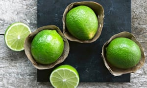 Limes from 2007. They're different now, of course.