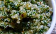Readers recipe swap: Hazelnut and nettle pesto