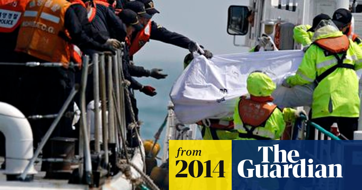 South Korea ferry disaster: transcript shows crew crippled by
