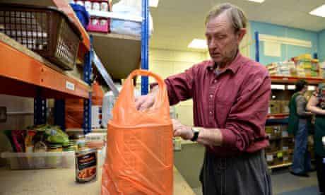 Bromley borough food bank