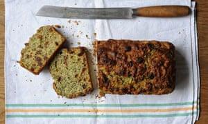 Cake Courgett