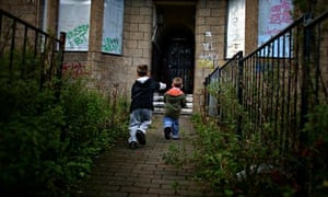 UK Children living in poverty