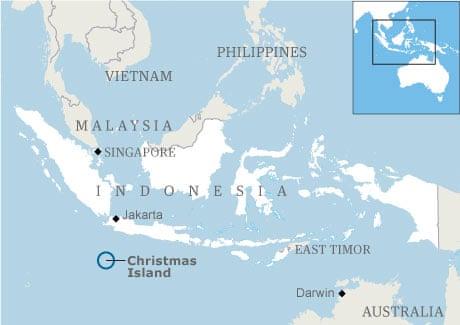 Asylum Seekers Die As Boat Sinks Off Australias Christmas Island