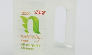 Tesco naturally clean all purpose cleanerG
