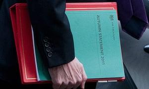 George Osborne leaving Downing Street Nov 2011