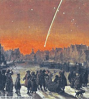 Starwatch Comet