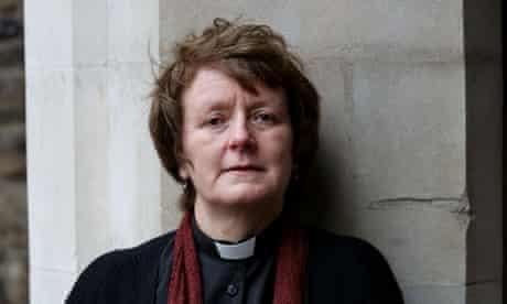 The Rev Prebendary Pat Hawkins