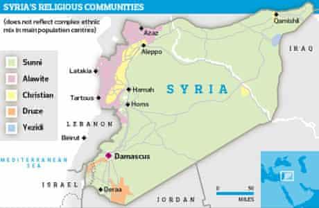 Syria's religious communities
